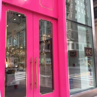 Those pink doors <3